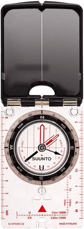 Suunto MC2G Navigator Compass with Global Needle Metric