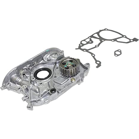 Amazon Com Diften 312 C0020 X01 New Oil Pump For Toyota Camry