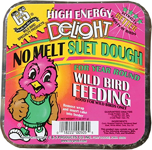 C & S Products High Energy Delight, Pack of 12 by C & S Products