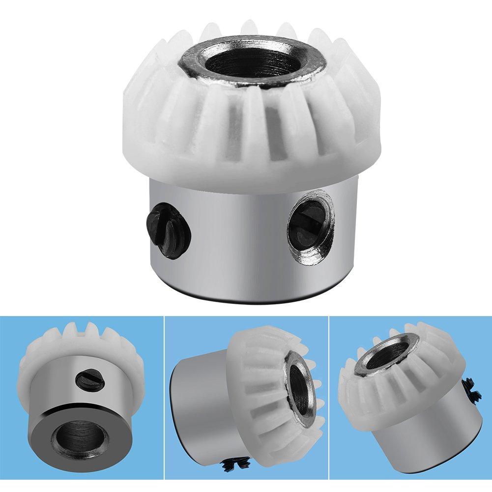 Singer N/ähmaschine Getriebe 155819 Feed Dog Drive Zahnrad f/ür N/ähmaschine Kunststoff Vertikale Welle Top Getriebe
