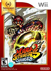 Nintendo Selects: Mario Strikers Charged - Wii Standard Edition