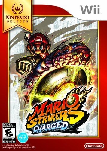 Mario Strikers Charged (Nintendo Selects) by Nintendo