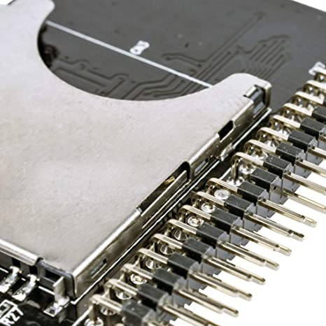 Lorsoul Portátil SDXC Tarjeta de Memoria MMC Digital para PC a IDE ...