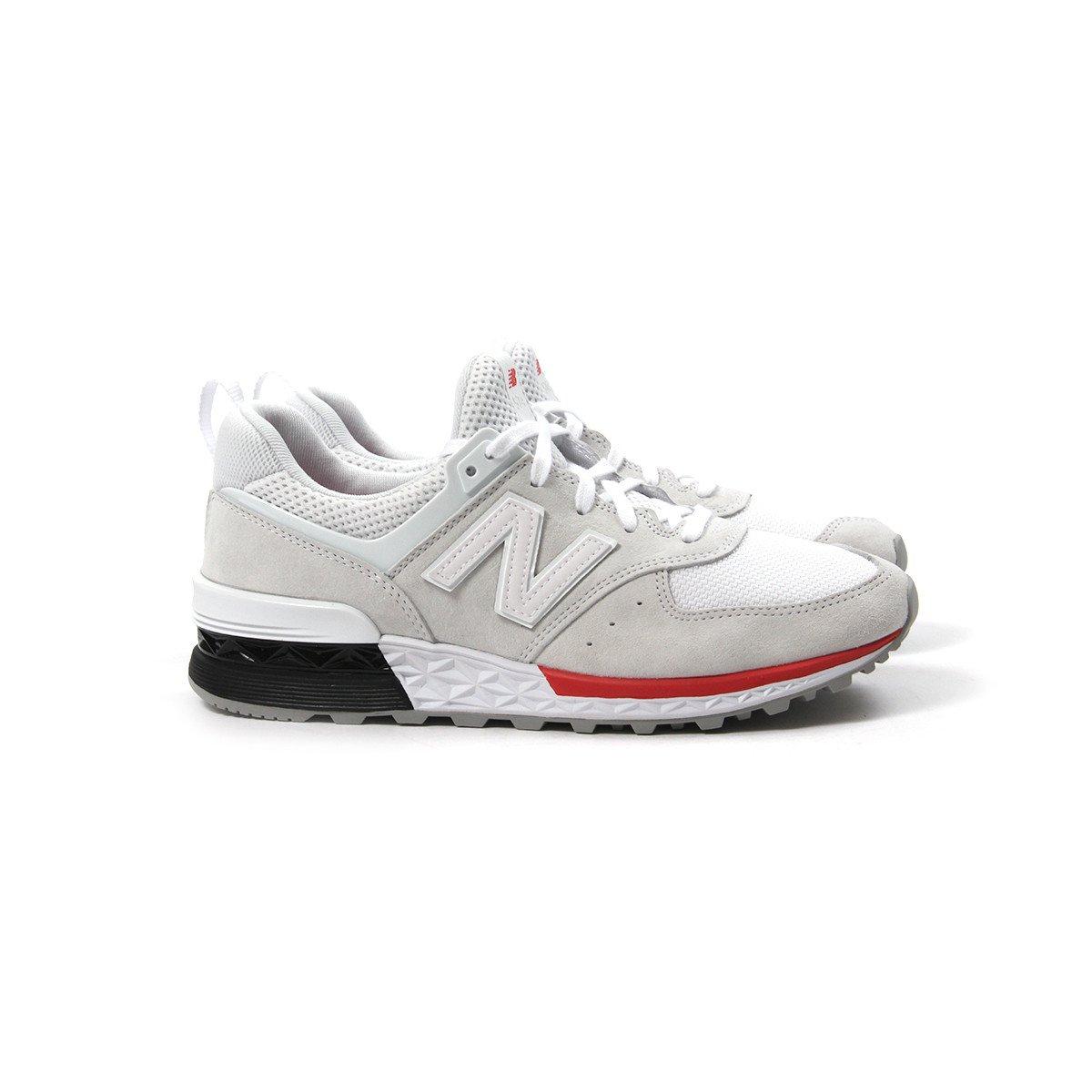 New Balance MS574AW 12|Blanco Venta de calzado deportivo de moda en línea