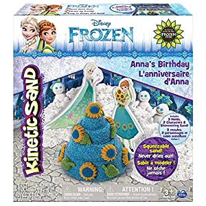 Kinetic Sand – Disney's Frozen – Anna's Birthday (Disney's-Frozen)
