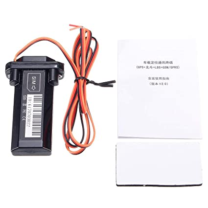 Bweele Mini Rastreador GPS, Universal Impermeable, Vehículo, Coche ...