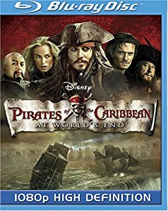 Cover Image for 'Pirates of the Caribbean - At World's End'