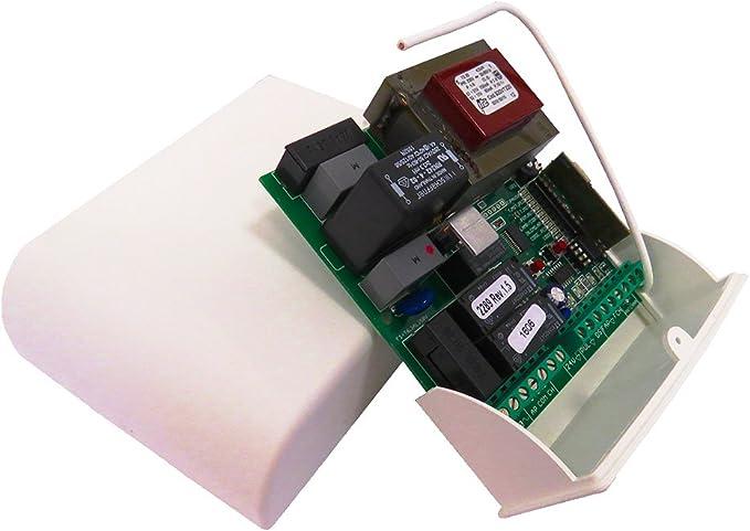 Seav LRS 2102 New centralita electrónica para Puerta corredera: Amazon.es: Electrónica