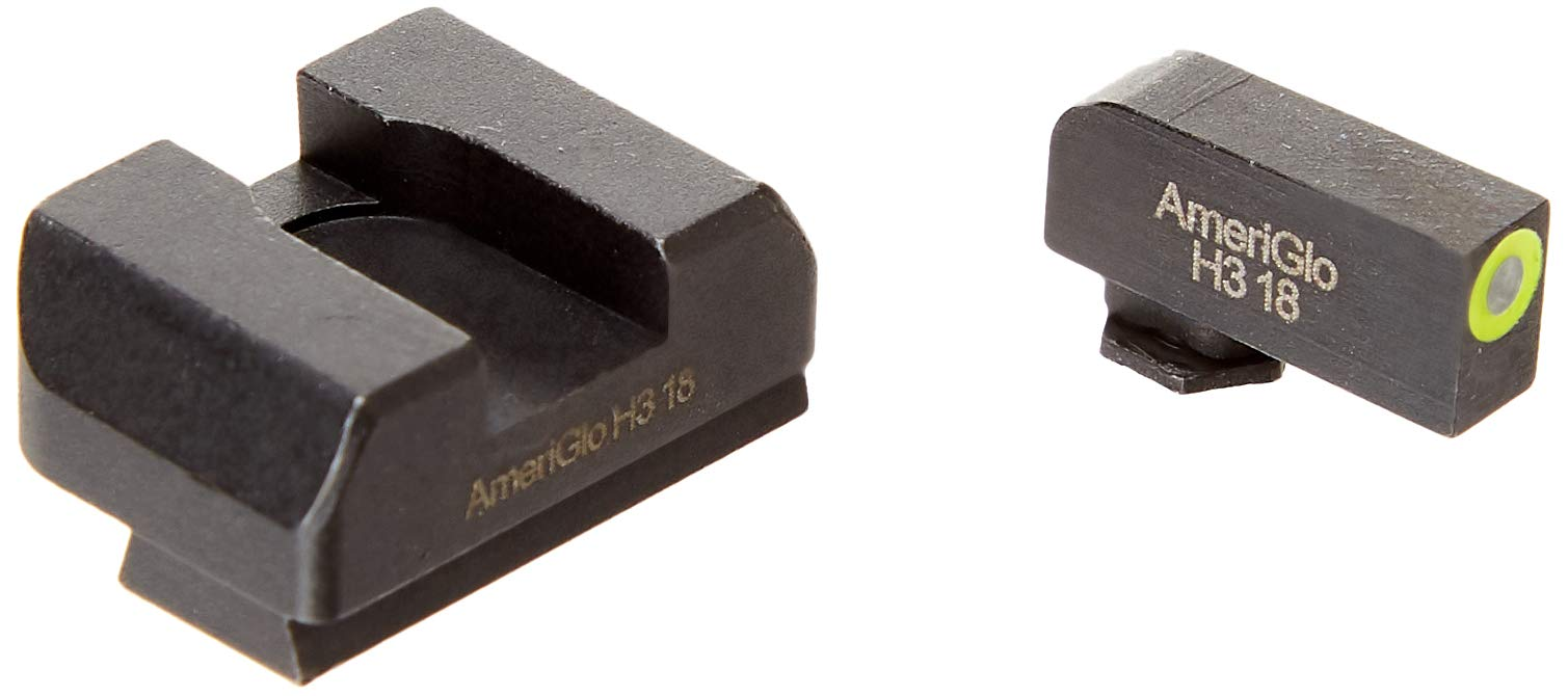 Ameriglo Pro-IDOT For Glock 17/19 Green by AmeriGlo