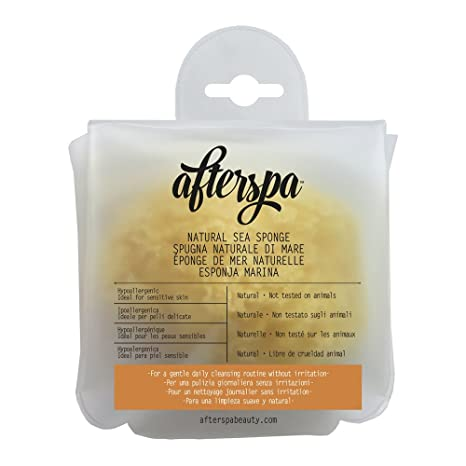 Amazon.com: Daily Concepts AfterSpa Natural Sea Sponge: Health & Personal Care