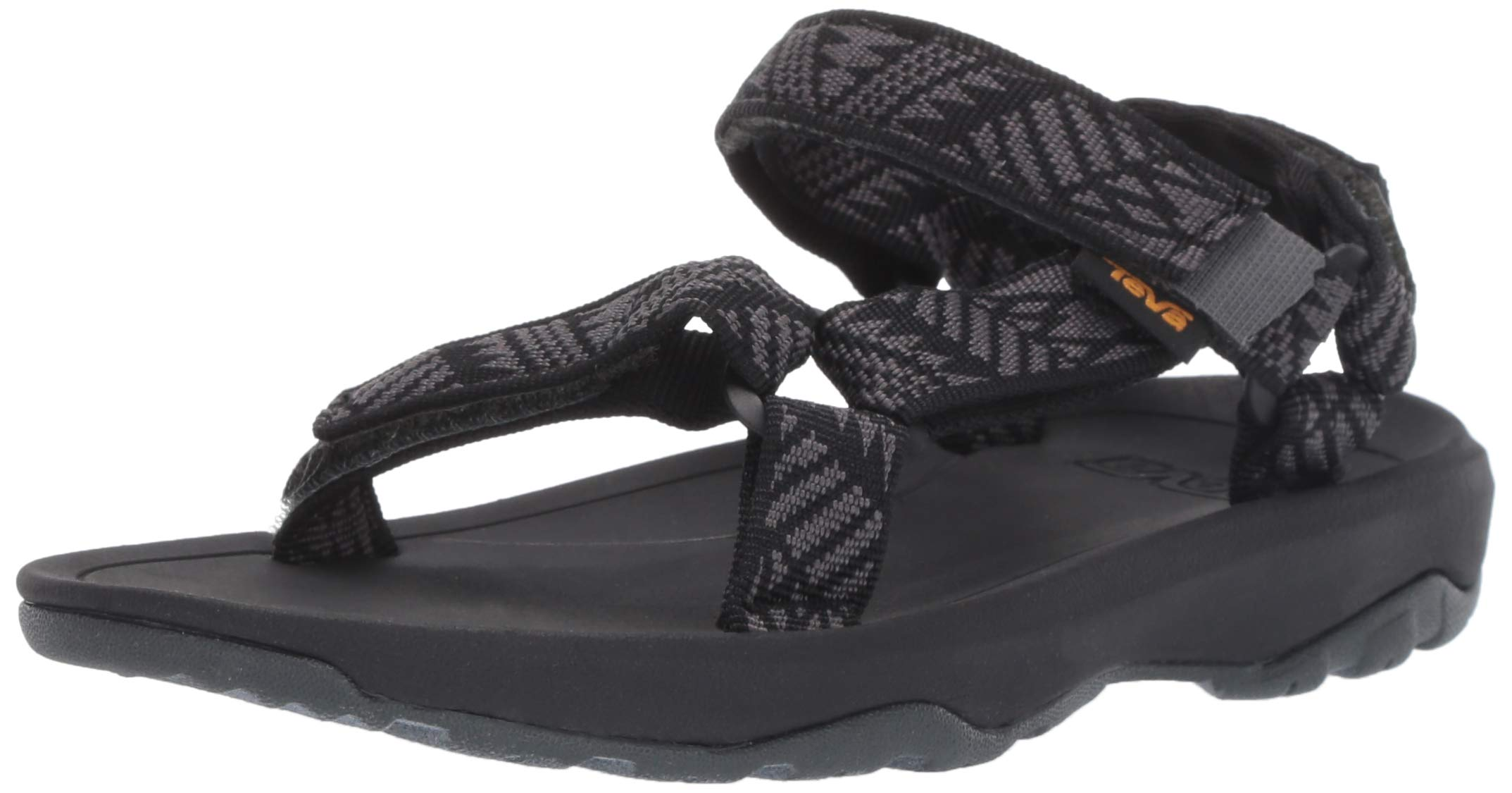 Teva Boys' K Hurricane XLT 2 Sport Sandal, Boomerang Black, 3 Medium US Little Kid