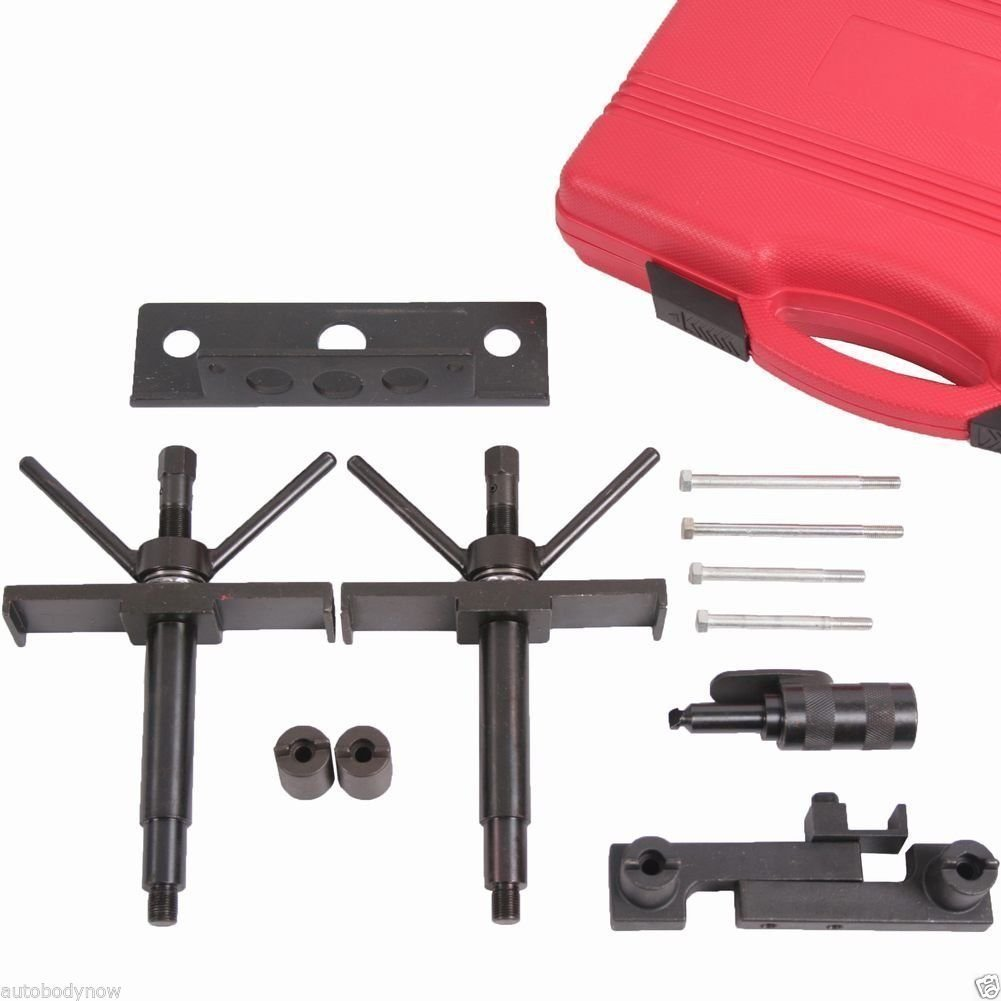 5 PMD Products Volvo Camshaft Crankshaft Engine Alignment Timing Locking Fixture Tool for 4 6 Cylinder Engines