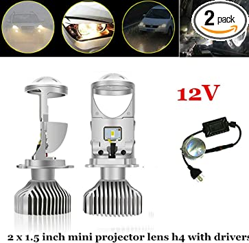 LED H11 LED Fog Lights CREE XHP50 12000Lm 6000K Cool White All-in-One Conversion Kit H11 Headlight Bulb H11 Bulb H8, H9 H11 WISWIS H11 LED Headlight Bulb
