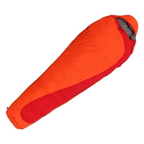 Abajo Saco De Dormir Adulto Al Aire Libre Ultralight Color Matching Indoor Camping Calidez Salud Ambiental
