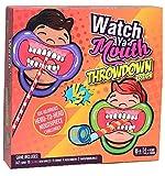 Buffalo Games Watch Ya' Mouth Throwdown Edition Game Standard