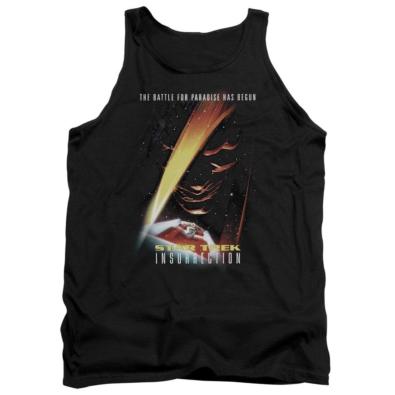 Star Trek Next Generation Insurrection Movie Adult Tank Top Shirt