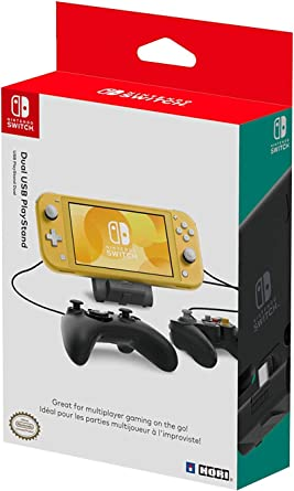 HORI - PlayStand USB (Nintendo Switch / Switch Lite): Amazon.es ...