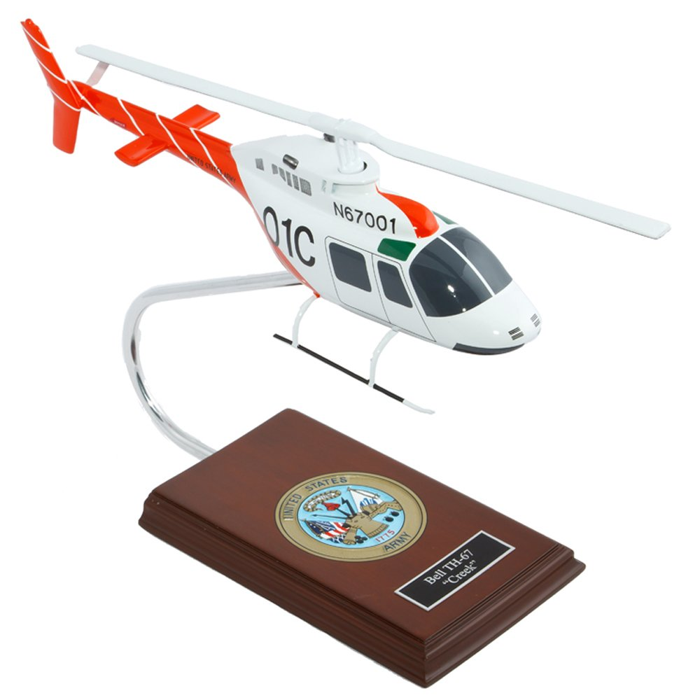 Mastercraft Collection Bell TH-67 Creek Model Scale: 1/32