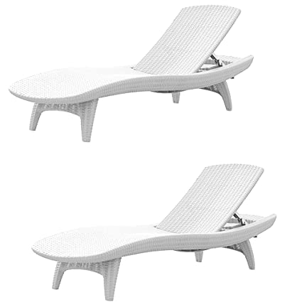 Astounding Amazon Com Reclining Daybed Weather Sun Uv Resistant Andrewgaddart Wooden Chair Designs For Living Room Andrewgaddartcom