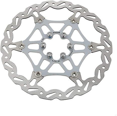 Gububi Rotor de Disco Flotante, Bicicleta de montaña Disco de ...