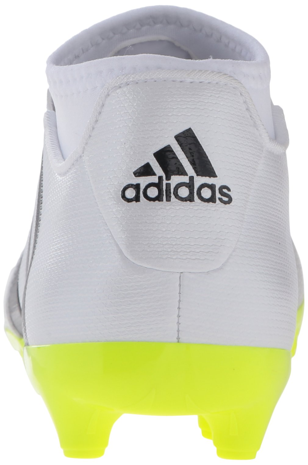 adidas Women's Ace 16.3 Primemesh FG/AG W Soccer Shoe, White/Black/Electricity, 9 M US by adidas (Image #2)