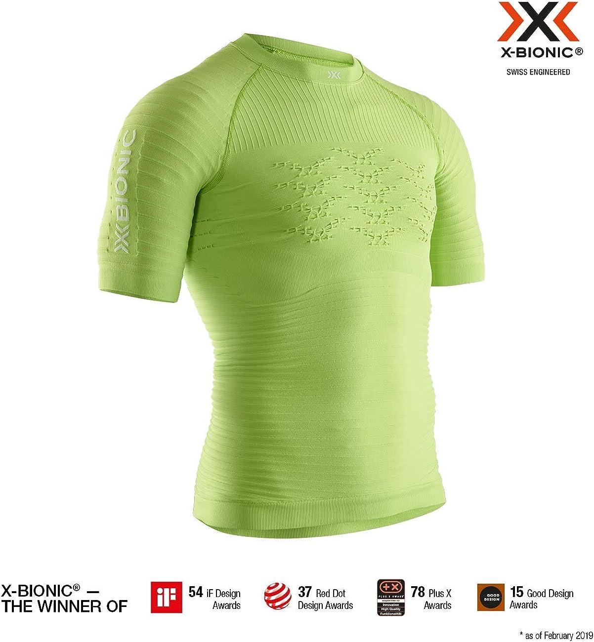 X-Bionic M/C Effektor G2 Run - Camiseta Hombre: Amazon.es: Ropa y accesorios
