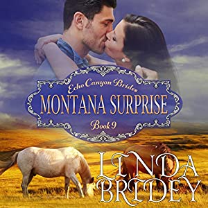 Mail Order Bride - Montana Surprise Audiobook