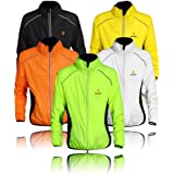 WOLFBIKE Cycling Jacket Jersey Vest Wind Coat Windbreaker Jacket Outdoor Sportswear