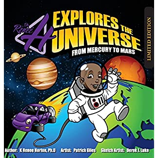 Dr. H Explores the Universe - Limited Edition: Mercury to Mars (1) (Dr. H Explores the Universe - Mercury to Mars)