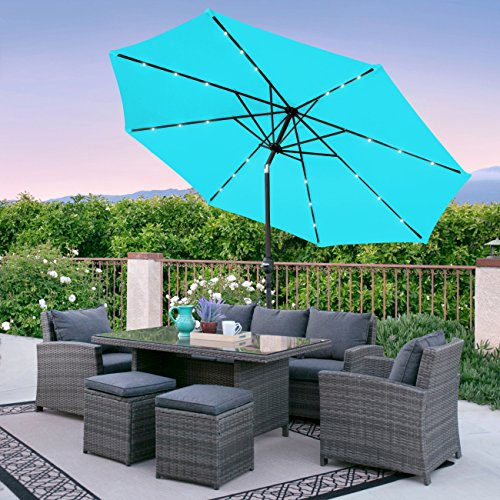 The 8 best patio umbrellas with lights