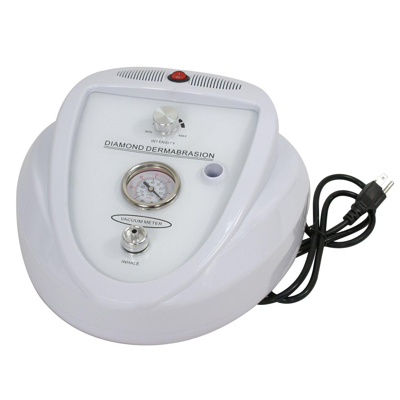 ZENY Pro Diamond Dermabrasion Microdermabrasion Safe Skin Peel Personal Home Use Beauty Machine (Suction power: 0-65cmHg)) by ZENY