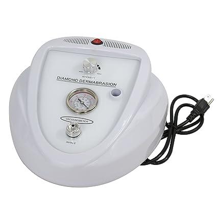 ZENY Pro Diamond Dermabrasion Microdermabrasion Safe Skin Peel Personal Home Use Beauty Machine (Suction power: 0-65cmHg))