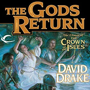 The Gods Return Audiobook