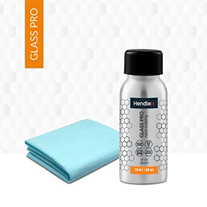 Hendlex Repelente de Agua y Polvo Para Cristales de Coches | Antilluvia en Parabrisas e Invisible | 50 mililitros: Amazon.es: Coche y moto