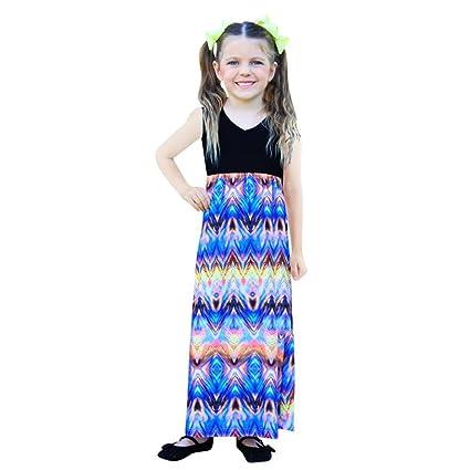 Ropa Madre e hija, oyedens Familias Partner Look playa vestido Fiesta para ropa Cóctel Blusa