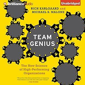 Team Genius Audiobook