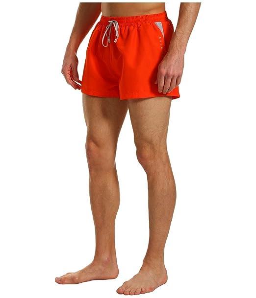 fb2fa6f50c Hugo Boss Mooneye Bm 101 Swim Shorts (xxl, orange): Amazon.ca ...