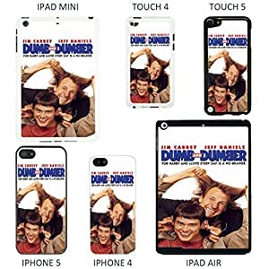 Classic Movie Poster Cover case for Apple iPad Mini - A1275 - Dumb And Dumber - Black by Accessories4Life