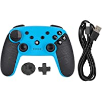 Gamepad, Pro Controller Gamepad Mobile Game Controller Wireless Gamepad, for Nintendo Switch Game Control Gamepads TV…