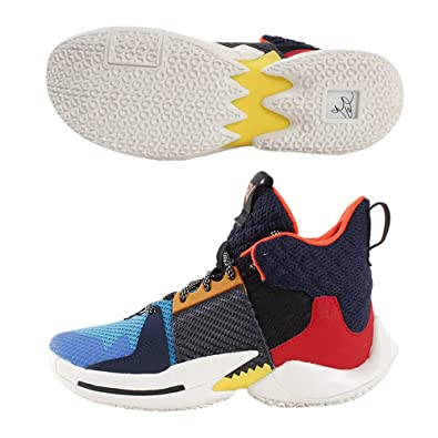 buy online b6fce 640a1 Nike Jordan Why Not Zer0.2 (gs) Big Kids Ao6218-900 Size