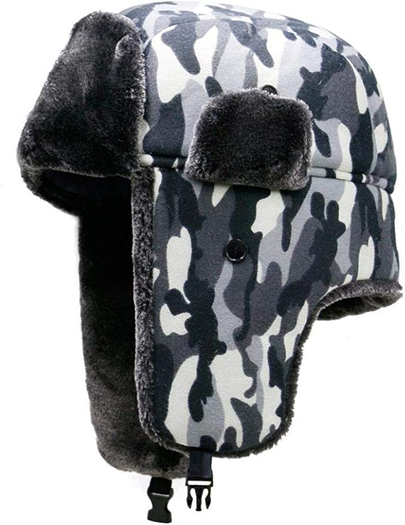 Ear Face Protection Bomber...