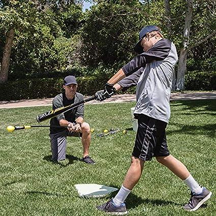 SKLZ Hitting Stick Batting Swing Trainer for Baseball and Softball Renewed