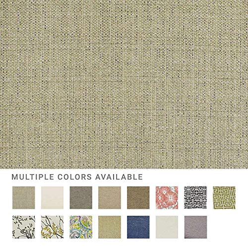 - eLuxurySupply Fabric by The Yard - Polyester Blend Upholstery Sewing Fabrics with LiveSmart Technology - Dover Brindle Color