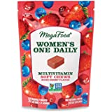 MegaFood, Women's Multivitamin Soft Chews, Daily Supplement, Supports Optimal Health and Well-Being, Gluten-Free…