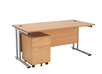 Arbeitstisch Schreibtisch Straightforward Büromöbel Bürotisch