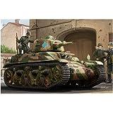ホビーボス 1/35 ファイティングヴィークルシリーズ フランス軽戦車 ルノーR39 プラモデル 83893