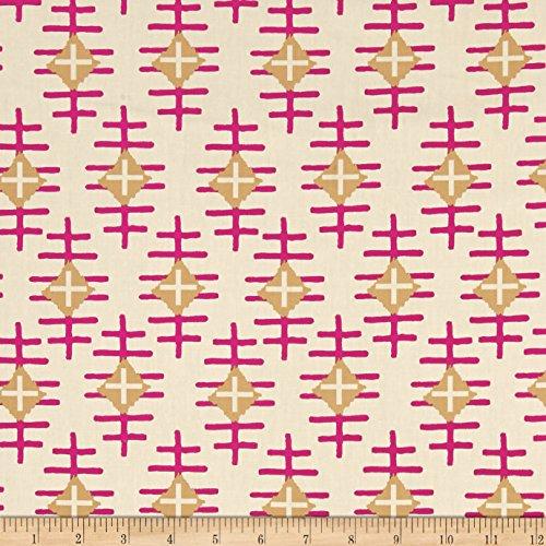 Art Gallery Fabrics Art Gallery Fusion Path Boho Fabric by the Yard, Marker by Art Gallery Fabrics