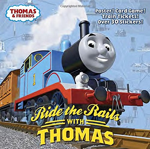 Ride the Rails with Thomas (Thomas & Friends) (Pictureback(R))