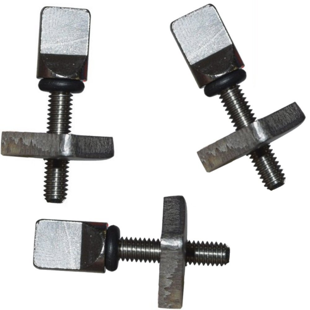 air7 Stainless Steel 316 fin screw [ 3 pack] for