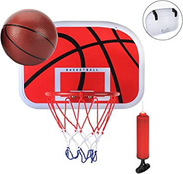 Mini mesas de Billar Tablero De Baloncesto For Niños Que Cuelga De ...